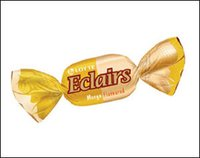 Lotte Eclairs Mango Toffee