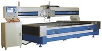 Dwj 30 Series Bridge Cnc Cutting Table
