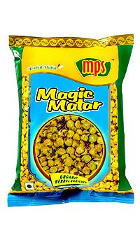 Magic Matar Namkeen