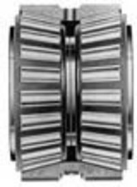 Two Row Non Adjustable Roller Bearings