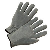 Split Leather Driving Glove