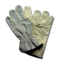 Combo Soft Leather Driving Glove