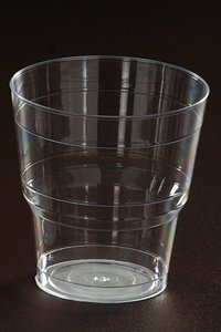 Plastic Step Glass