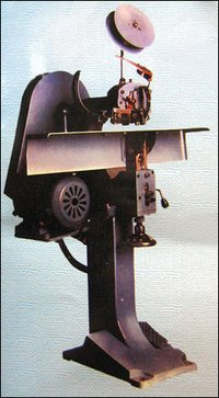 Vickers Model Power Operated Wire Stitching Machine