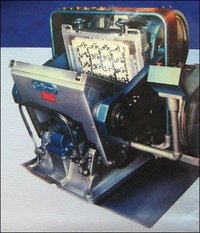 Carton Die Cutting & Creasing Machine