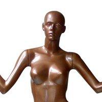 Brown Female Mannequin