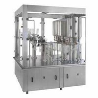 Automatic 1ltr. Bottle Rinsing And Capping Machine