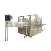 Automatic Rotary Gravity Filling And Capping Machine