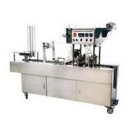 Automatic Cup/Glass Filling And Sealing Machine