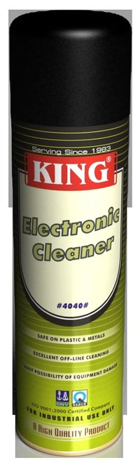 Electronic Cleaner Spray