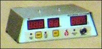 Micro Processor Timer Counter With Baby Temp. Monitor