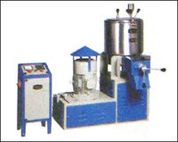 Plastic High Speed Mixers