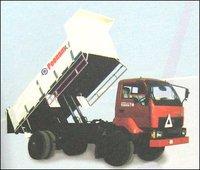 34 Cubic Meter Truck Tipper