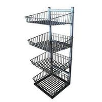 Wire Basket Racks