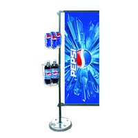 Vertical Banner With Product Holder
