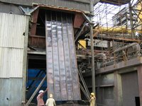 Retrofitting Of Electrostatic Precipitator