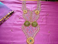 Hand Embroidered Punjabi Salwar Suit