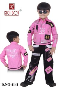 Boys Casual Wear Suit