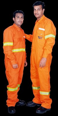 Cotton Drill Boiler Suits