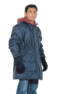 Thermal Parka Long Jackets