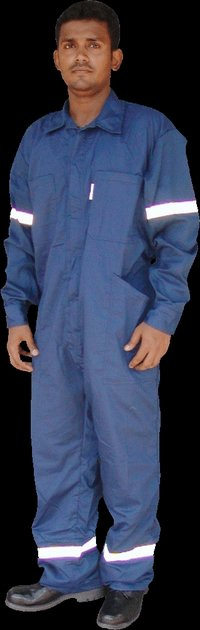 Reflective Boiler Suits