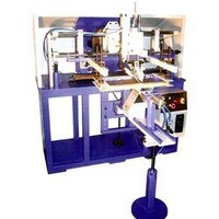 Semi-Automatic Screen Printing Machine