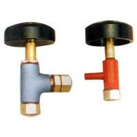 Dead Weight Pressure Release Valve