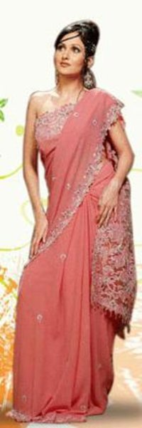 Ladies Designer Party Wear Sarees