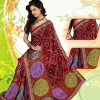 Traditional Design Ladies Sarees