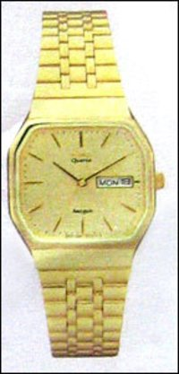 Sangam Wrist Watch