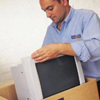 Electronic Item & Computer Packing Service