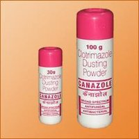 Dusting Powder Containers