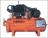 High Pressure Single Air Compressor