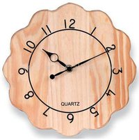 Decorative Wooden Clocks