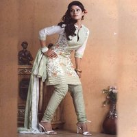 Ladies Embroidered Salwar Suits