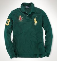 Polo Full Sleve Big Poney