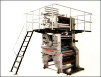 3 Colour Satellite Press