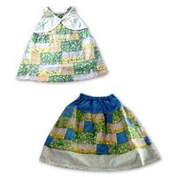 Patch Kids Wear Dress