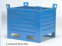 Carobated Sheet Bins