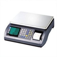 Commercial Thermal Label Printing Scale