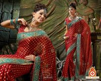 Banarasi Butties Saree