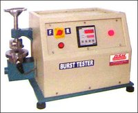 Digital Burst Tester