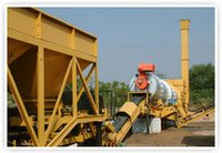 Asphalt Stationary Drum Mix Plants