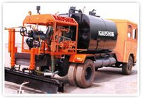 Truck Mounted Bitumen Pressure Distributor