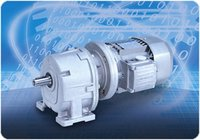 AS Series In-line helical gearmotors