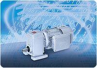 S Series Single Reduction Helical Gearmotors