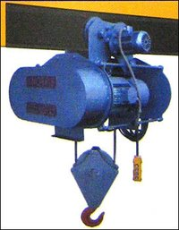 Ropemaster Electric Wire Chain Hoist