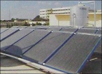 Non-Domestic Solar Water Heater