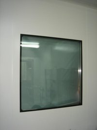 Clean Room Double Glazing Windows