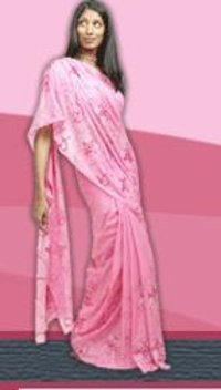 Pink Color Sarees
